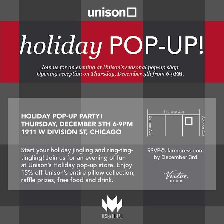 Design Bureau / Unison Holiday Party