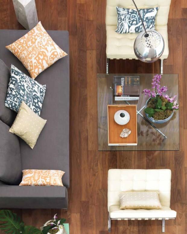 A modern living space