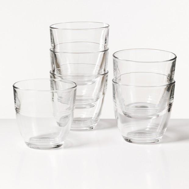 Gigogne Tempered Glass Tumblers