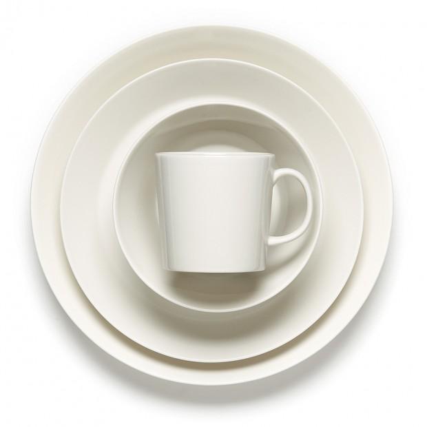 Teema White Dinnerware