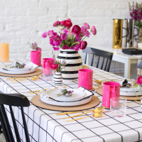 Mother's Day Table Style