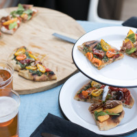 Pizza On The Grill With Last Ingredient Blog