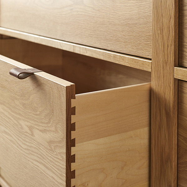 Dovetail Joinery Example