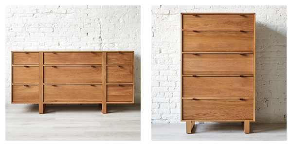 Fulton Dresser and Chest
