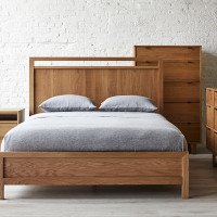 The Fulton Bedroom Collection: A Handcrafted Retreat