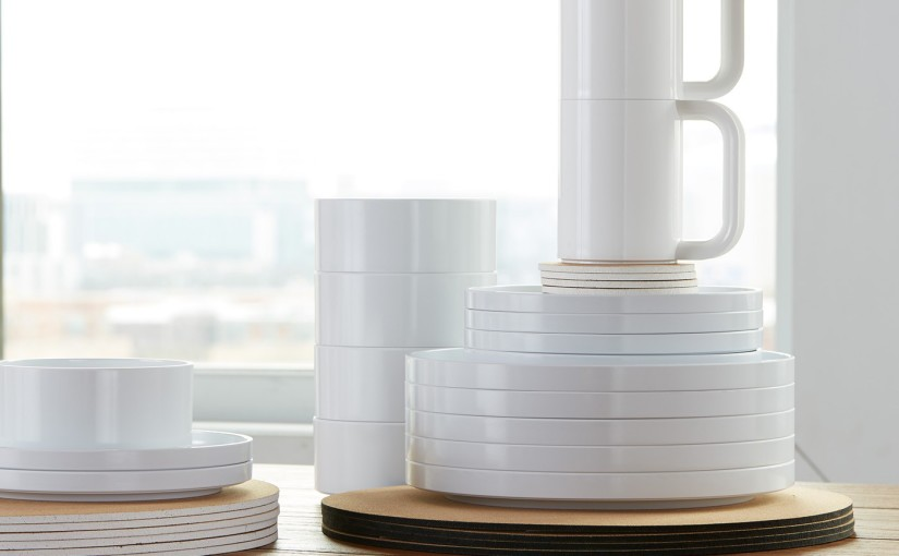 Heller Stackable Dinnerware